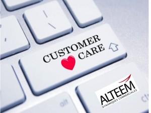 Le client au coeur du process de l'entreprise