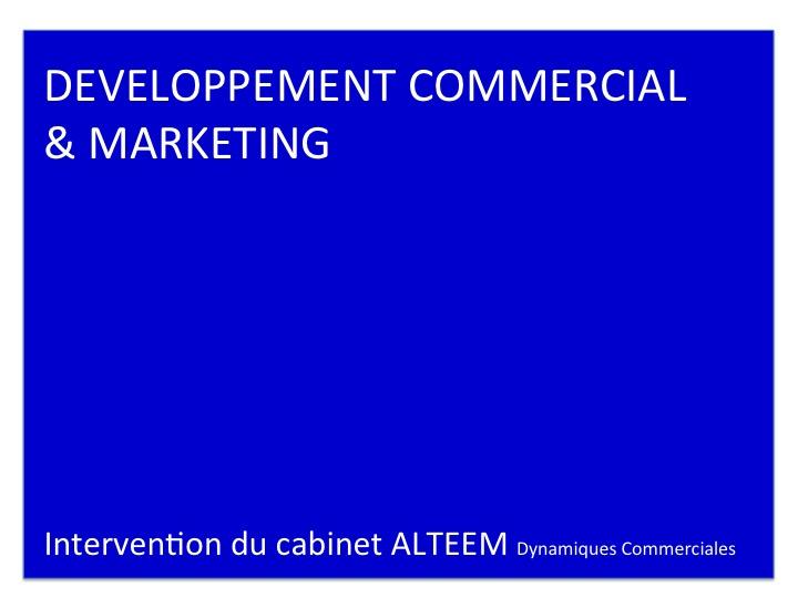 Développer votre entreprise avec le Cabinet Alteem