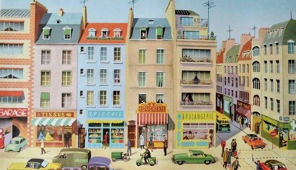 Quid de la ville moyenne Française demain ?