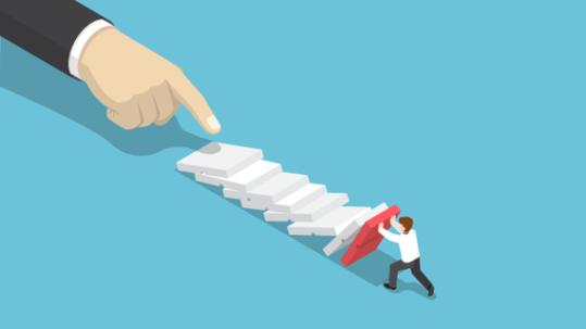 Analyser et gérer ses échecs pour atteindre ses objectifs